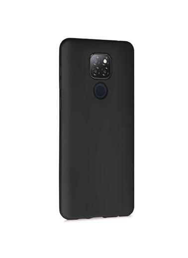Microsonic Matte Silicone General Mobile GM 20 Kılıf Siyah